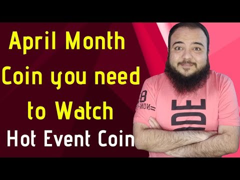 Altcoin – April Month  Hot Altcoin you need to Watch – Cryptocurrency – altcoin 2019