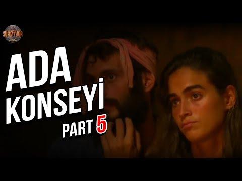 Ada Konseyi 5. Part | 39. Bölüm | Survivor Türkiye – Yunanistan