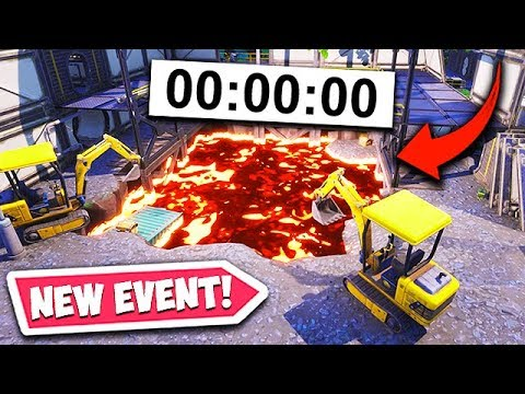 *NEW EVENT* DUSTY DIVOT FILLED WITH LAVA! – Fortnite Funny Fails and WTF Moments! #516