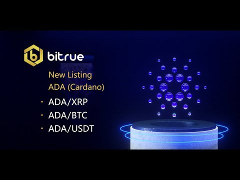 Bitrue Adding Cardano With ADA / XRP Pair , Ripple And Dogecoin :)