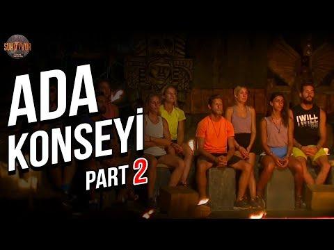 Ada Konseyi 2. Part | 39. Bölüm | Survivor Türkiye – Yunanistan