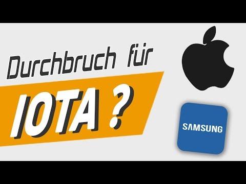 IOTA & Apple + Samsung Pay: Bezahlen mit MIOTA
