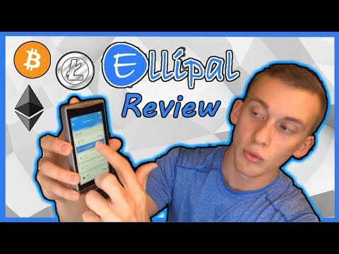 Ellipal Hardware Cryptocurrency Wallet | Should You Buy? Honest Review 2019