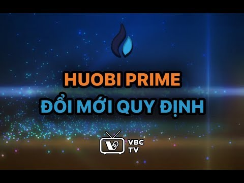 Cách mua IEO Huobi Prime (Quy định mới) | Đầu tư cryptocurrency
