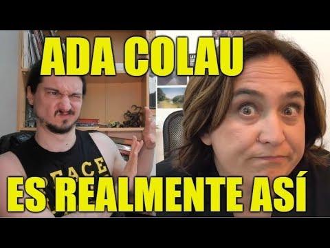 Ada Colau se hace Youtuber y así se comporta – Coto de Caza Progre 63