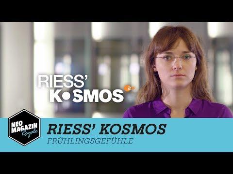 Riess' Kosmos – Frühlingsgefühle | NEO MAGAZIN ROYALE mit Jan Böhmermann – ZDFneo