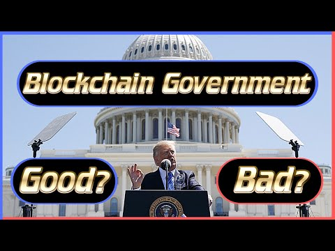 No Tax Blockchain Government – Could It Work? (EOS)