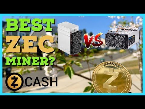 What is the BEST Zcash ZEC miner?! Antminer Z11 vs Innosilicon A9++ | Equihash ASIC History
