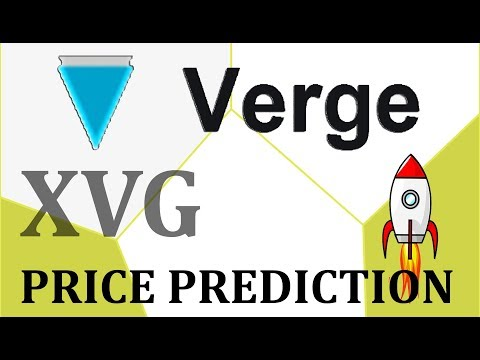 VERGE COIN (XVG) PRICE PREDICTION  |  VERGE XVG LATEST NEWS  #GAMESZCRYPTO  3 APRIL 2019