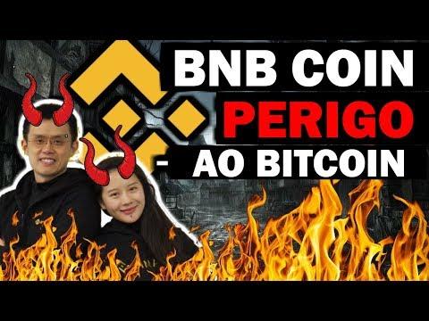 BNB Ameaçando o Bitcoin? Entenda o Principal Motivo! Análise BNB Binance Coin