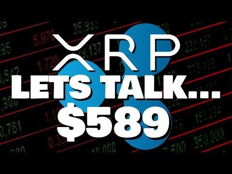 Ripple XRP   Lets Talk About $589   Trolls, Volatility & Adoption