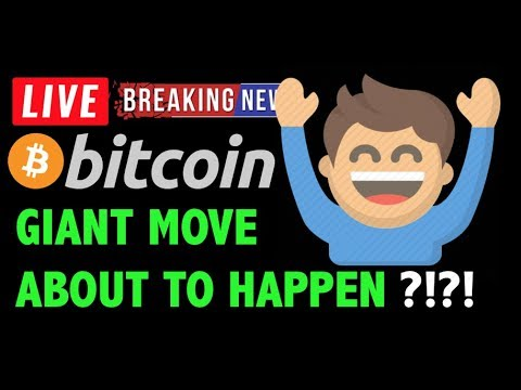 Bitcoin PRICE NEXT GIANT MOVE ABOUT TO HAPPEN?! – Crypto Trading Analysis & BTC Cryptocurrency News