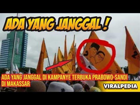 Ada yang Janggal di Kampanye Terbuka Prabowo Sandi di Makassar – VIRALPEDIA