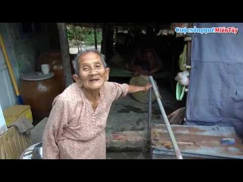 Từ Thiện giúp đỡ Ông Bà già cả neo đơn | Cuộc Sống Quê Miền Tây 6/4/2019