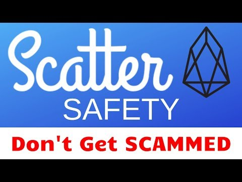 Scatter (EOS) Safety – What To Look For To NOT Get Scammed