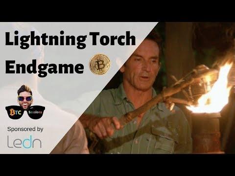Lightning Torch Endgame | BTC Greenest Tech Ever | Musk Pumps Doge