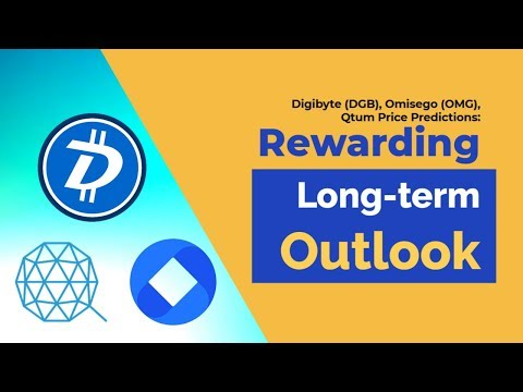 Digibyte (DGB), Omisego (OMG), Qtum Price Predictions: Rewarding Long-term Outlook