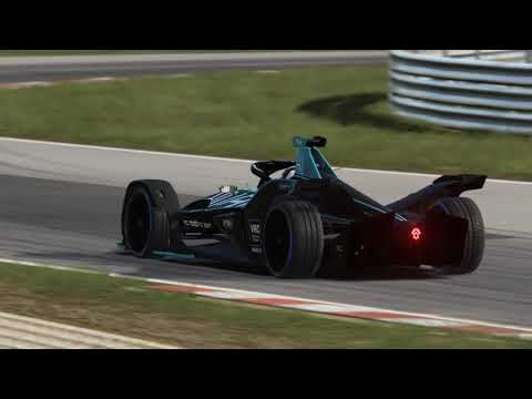 Assetto Corsa – VRC Formula Lithium Shakedown at Magione