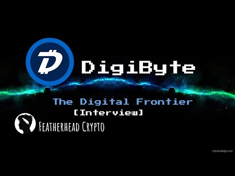 DigiByte: The Digital Frontier [Interview]