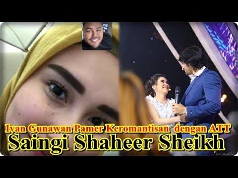 Saingi Shaheer Sheikh, Ivan Gunawan Pamer Keromantisan  dengan Ayu Ting Ting, Ada Panggilan Khusus??
