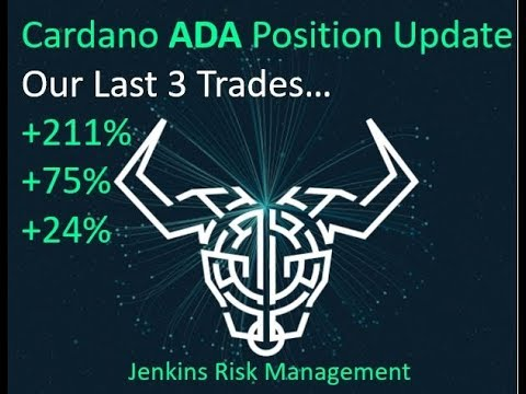 Cardano Position Update & Bitcoin Cycles