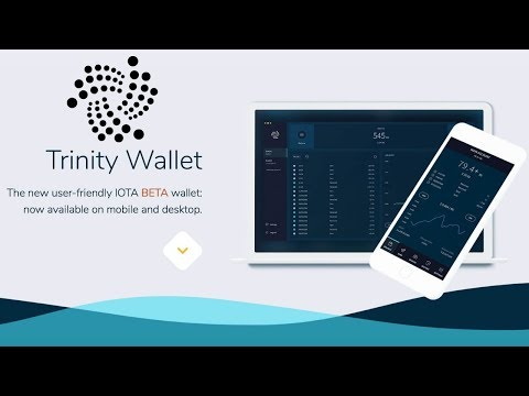 A beginner's guide to setting up Trinity (IOTA'S NEW WALLET)