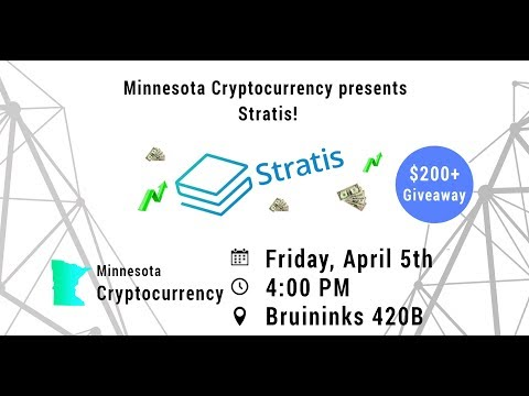 Minnesota Cryptocurrency Q&A with Stratis CEO Chris Trew