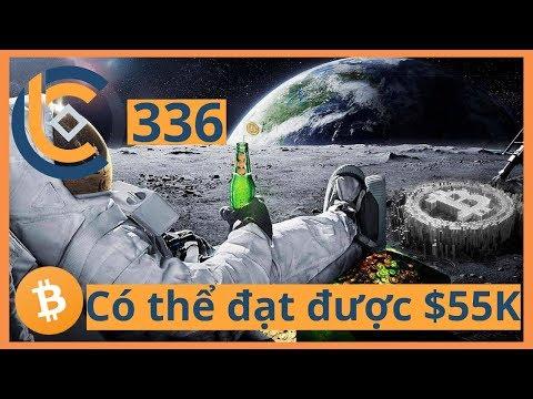 #336 – Giá Bitcoin có thể đạt được $55K không?   Cryptocurrency   Tiền Kỹ Thuật Số   Tài Chính
