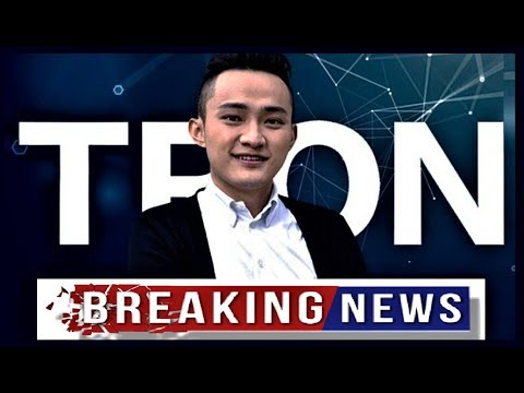 TRON/TRX BREAKING NEWS: 100x