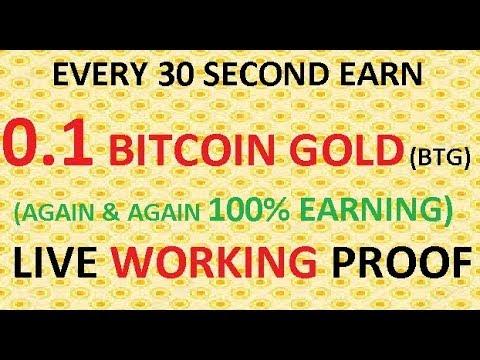 daily earn bitcoin gold | Coin Crypto News