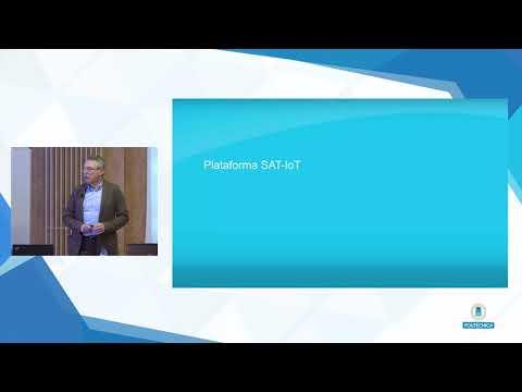 SAT-IoT: modelo de arquitectura para una plataforma de IoT Edge/Cloud de alto rendimiento