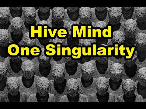 Hive Mind One Singularity & AI Global Cryptocurrency w/ Kent Lewiss