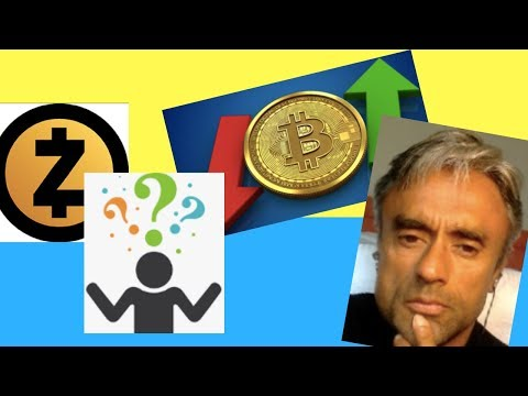 BTC Price? Up or Down? ZCash + Another AltCoin About to Bull?