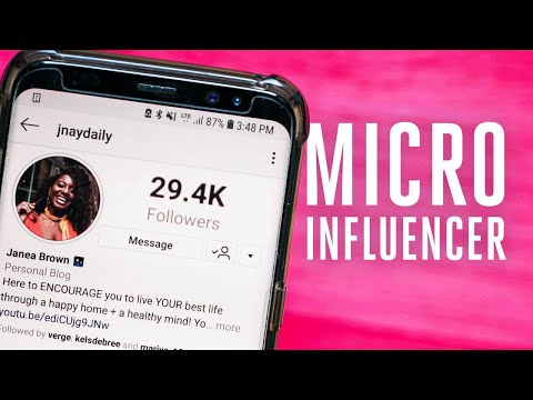 How to make it as an influencer on Instagram