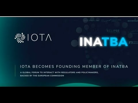 IOTA becomes founding member of International Association of Trusted Blockchain Applications- INATBA
