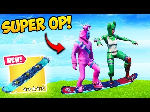 *NEW* 2 PLAYER HOVERBOARDS! – Fortnite Funny Fails and WTF Moments! #521