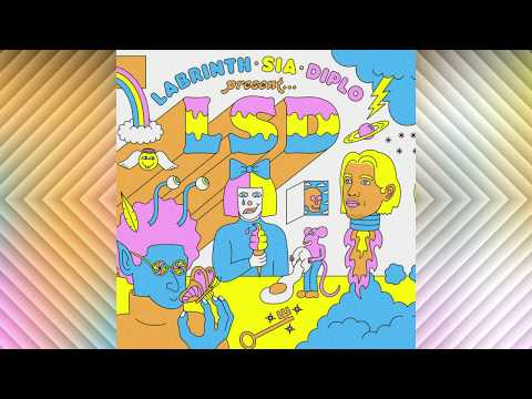 Labrinth, Sia & Diplo Present… LSD (Debut Album Preview)