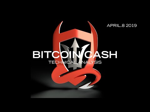 Bitcoin Cash Technical Analysis (BCH/USD) : Swing Low… Sweet…  [04.08.2019]