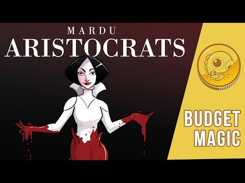Budget Magic: $92 (11 tix) Mardu Aristocrats (Modern, Magic Online)