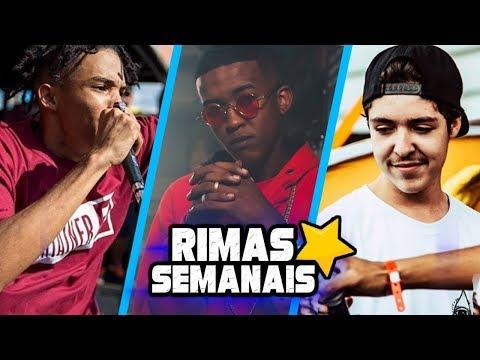 RIMAS DA SEMANA #173 | JHONY NO SUL, NEO e SALVADOR DESTRUINDO!