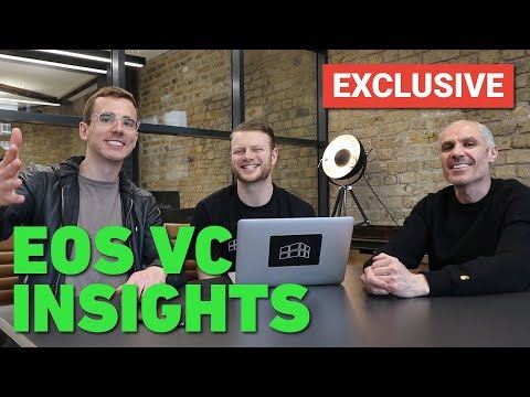 $1,000,000,000 DAPP FUND | Exclusive EOS VC Interview with SVK Crypto