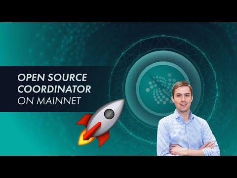 IOTA bringt Open Source Coordinator ins Mainnet?