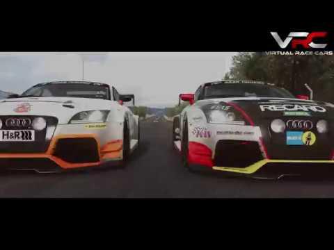 VRC – AUDI TT RS VLN 2019