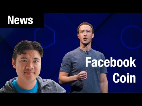 Facebook Coin Raising $1 Billion ? Coinbase lists EOS, REP, MKR