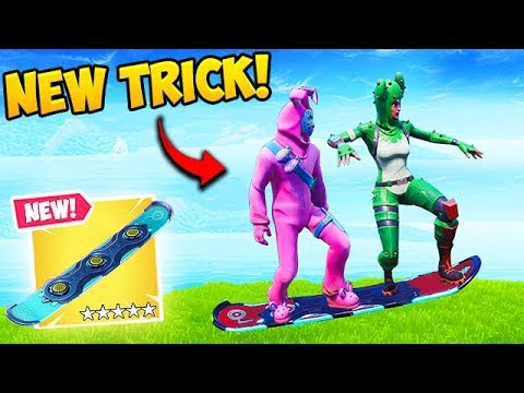 *NEW TRICK* 2 PLAYERS ON 1 HOVERBOARD! – Fortnite Funny Fails and WTF Moments! #521