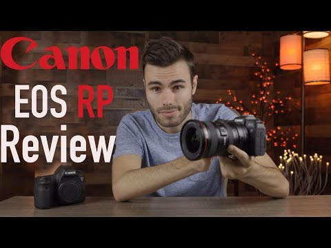 Canon EOS RP Hands On Review – Better Than You Think!