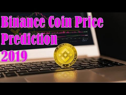 Binance Coin Price Prediction!  What Awaits BNB in 2019 and Beyond ?