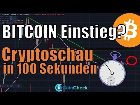 Bitcoin erreicht Meilenstein – Zeit zum Einstieg? China Mining Verbot | Cryptoschau 10.04.2019
