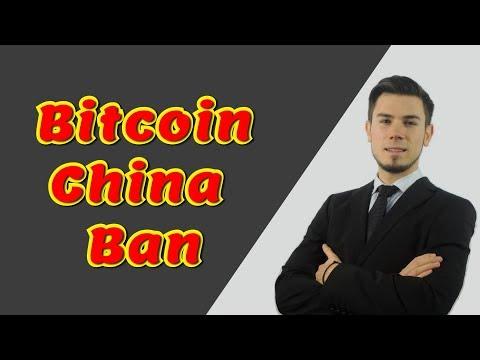 China Ban Bitcoin – FUD or FOMO for China Bitcoin Mining Ban ?