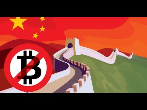 China Bans Bitcoin Mining Means A $100K Bitcoin & Having An Exit Strategy Prepared